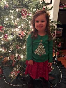 holiday tree deco