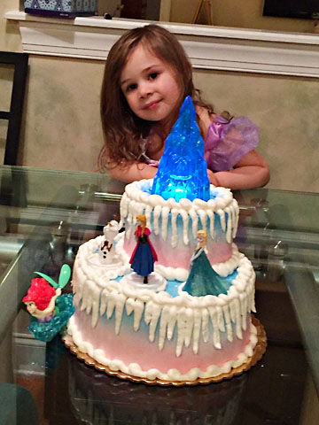 bday m with cake