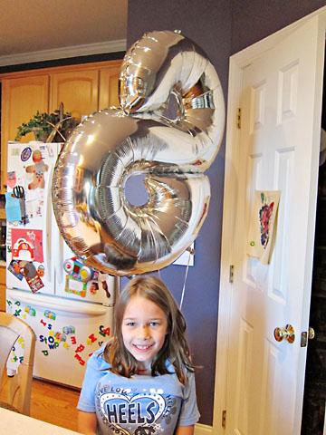 birthday 8 balloon