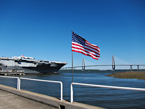 birthday charleston carrier and bridge