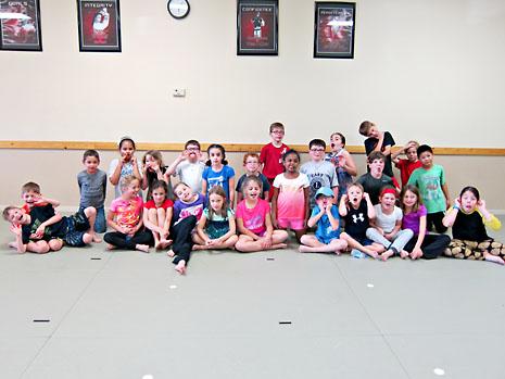 birthday karate crazy group