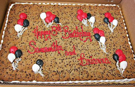 birthday karate just cake