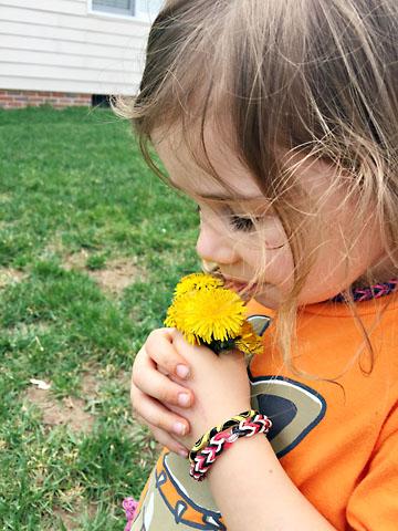 spring flower smell