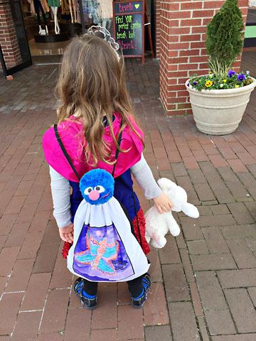 spring m shopping